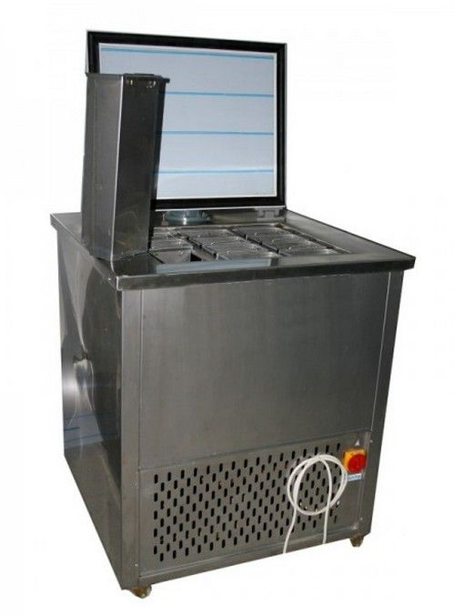 Machine de production de blocs de glace tut01-et