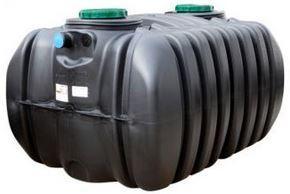 Fosse septique sotralentz de 9000 litres  réf. qr35385rld