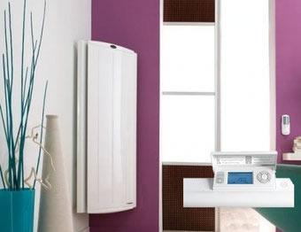 radiateur bloc fonte inertie atlantic maradja pilotage intelligent 2000w vertical comparer les. Black Bedroom Furniture Sets. Home Design Ideas