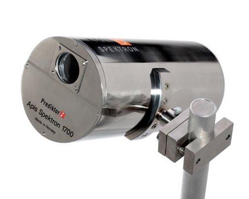 Spectromètre proche infra rouge de ligne : spektron