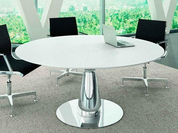 Table De Conference Ronde 89 Modeles En Vente Via Hellopro Fr