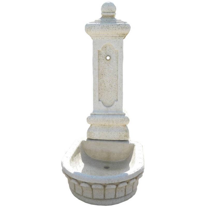 Fontaines de jardin deco granit achat vente de for Achat pierre deco jardin