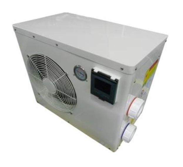 Pompes chaleur air eau piscineo achat vente de for Consommation pompe a chaleur piscine