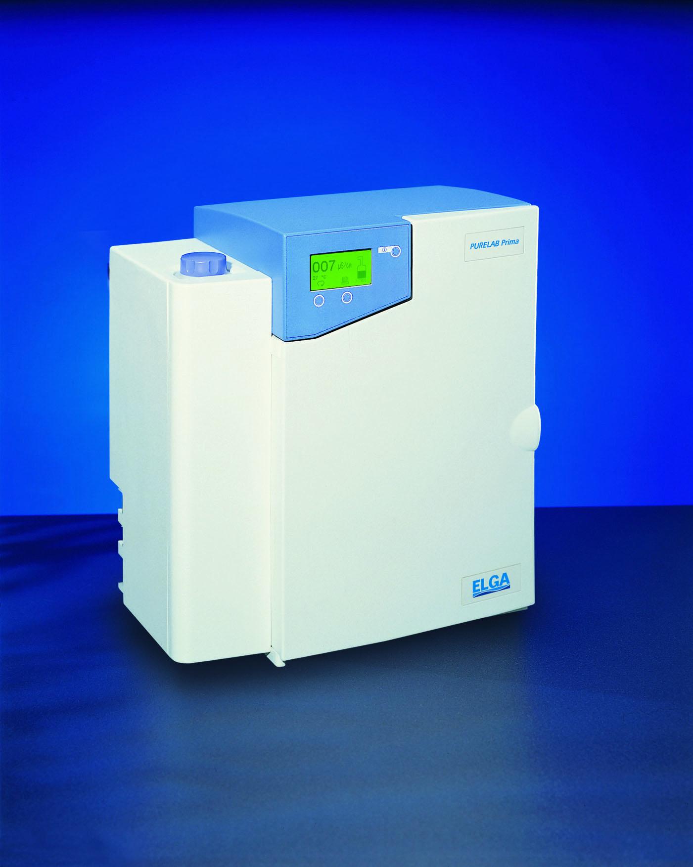 purificateur d 39 eau pour laboratoire purelab option s. Black Bedroom Furniture Sets. Home Design Ideas