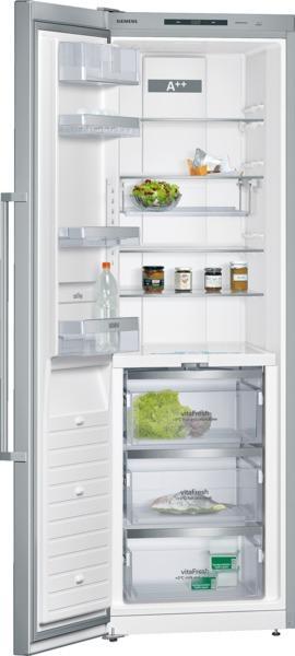 siemens refrigerateur 1 porte premium luxe ks36fpi30 ks 36 fpi 30 inox easyclean. Black Bedroom Furniture Sets. Home Design Ideas