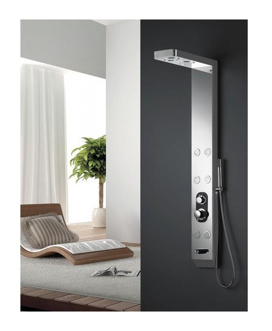 Colonnes de douches comparez les prix pour professionnels sur - Colonne de douche inox ...