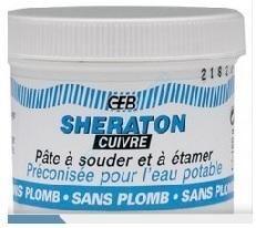 SHERATON CUIVRE PATE