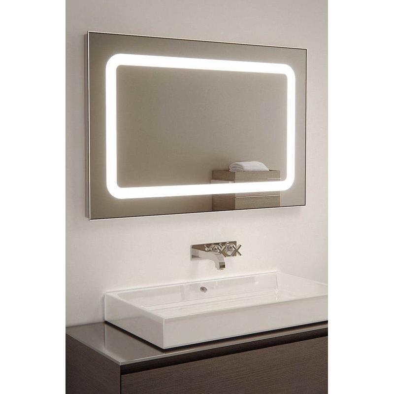 Miroir de lumineux led capteur k45i antibu e rasoir for Collection miroir