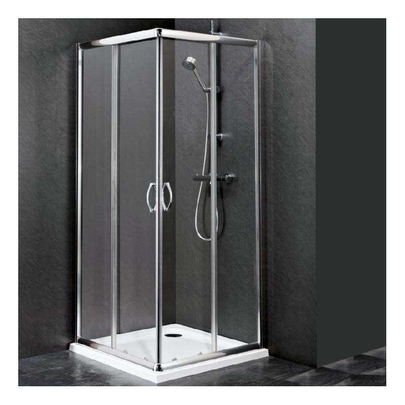 Crans et parois de douches hudson reed achat vente de crans et parois de douches hudson - Porte de douche d angle coulissante ...