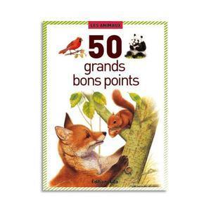 BOÎTE DE 50 GRANDES IMAGES LES ANIMAUX