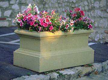 Fabrication alpine de produits agglomeres produits bacs a fleurs et jardinieres - Fleurs d ombre en jardiniere ...