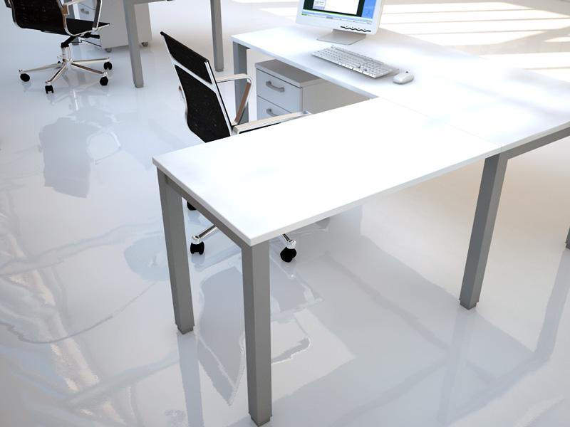 Extensions pour bureaux deskissimo achat vente de for Bureau 80x60