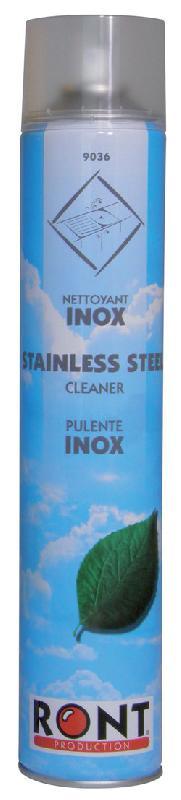 NETTOYANT INOX AEROSOL 1L