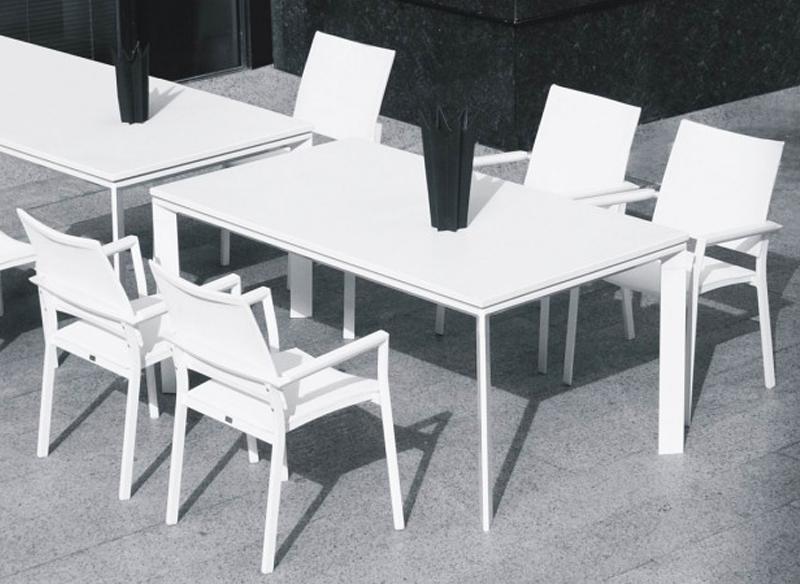 ensemble de jardin magic blanc. Black Bedroom Furniture Sets. Home Design Ideas