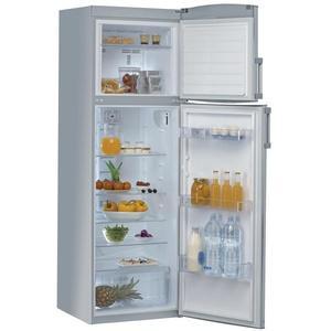 whirlpool refrigerateur 2 portes wte3322a nfts wte 3322 a nfts inox mat. Black Bedroom Furniture Sets. Home Design Ideas