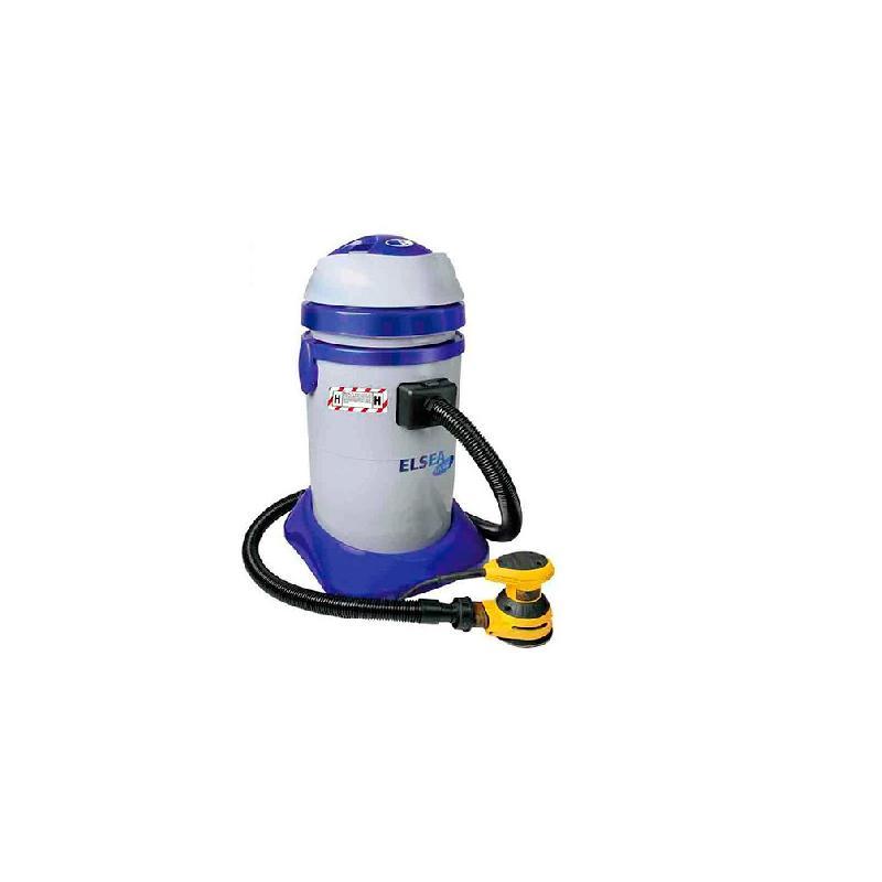 aspirateur eau et poussiere 37 l cat h pour outils electriques autonettoyant 230v 1200w. Black Bedroom Furniture Sets. Home Design Ideas
