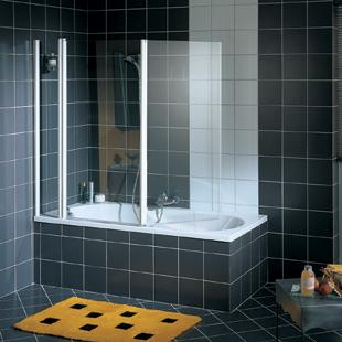 parois de douche pour baignoires magic swing. Black Bedroom Furniture Sets. Home Design Ideas