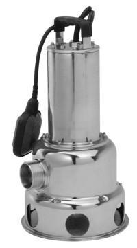 pompe de relevage d 39 eau chargee inox priox 420 11m auto pour salle de traite. Black Bedroom Furniture Sets. Home Design Ideas
