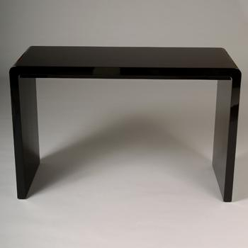 latest table console konsole with meubles dupont collin. Black Bedroom Furniture Sets. Home Design Ideas