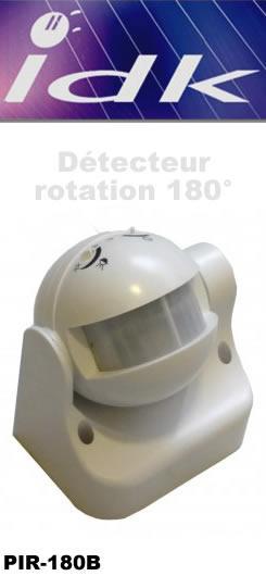 D tecteurs de mouvement idk achat vente de d tecteurs for Detecteur de presence exterieur