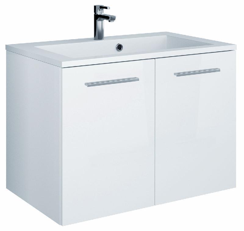 Mobilier de salle de bain adesio achat vente de for Meuble sous vasque 100 cm