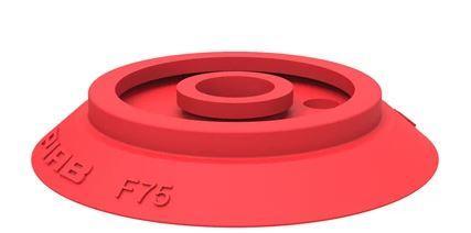 Ventouse ronde f75 silicone