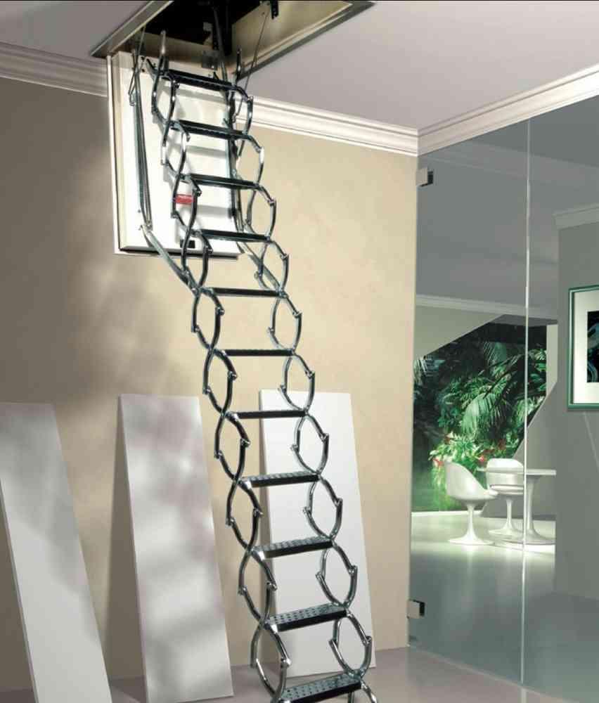 Hervorragend Escaliers escamotables - tous les fournisseurs - escalier pliable  DP13