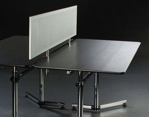 panneaux de separation de bureau usm kitos. Black Bedroom Furniture Sets. Home Design Ideas