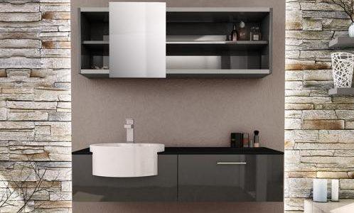 salles de bains equipees tous les fournisseurs salle de bain equipee classique salle de. Black Bedroom Furniture Sets. Home Design Ideas