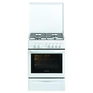 brandt cuisiniere gaz four catalyse kgc1005w kgc 1005 w. Black Bedroom Furniture Sets. Home Design Ideas