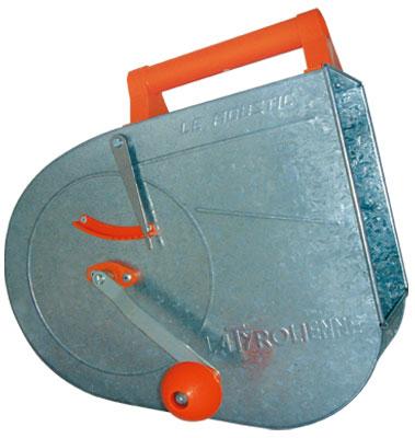 Machine à crépir manuelle la tyrolienne