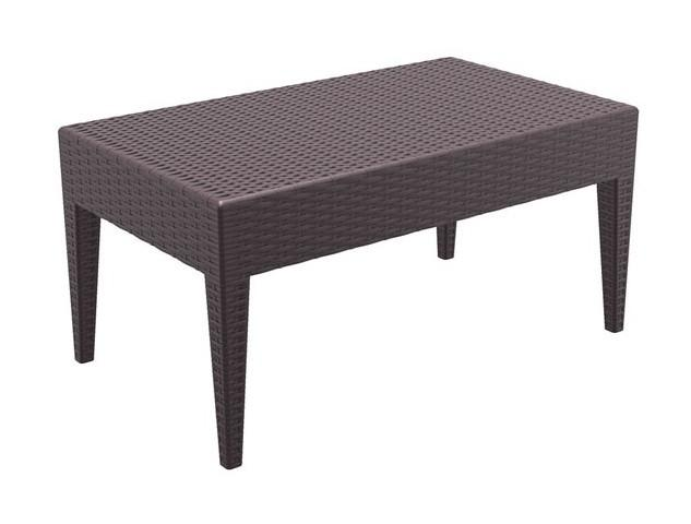 Table basse d 39 ext rieur tous les fournisseurs de table basse d 39 ext - Table basse de jardin en plastique ...