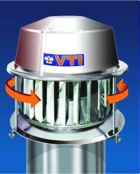 Vti produits tourelles de ventilation for Tourelle extraction cuisine