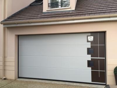 Portes de garage sectionnelles superior 42 for Porte de garage sectionnelle haut de gamme