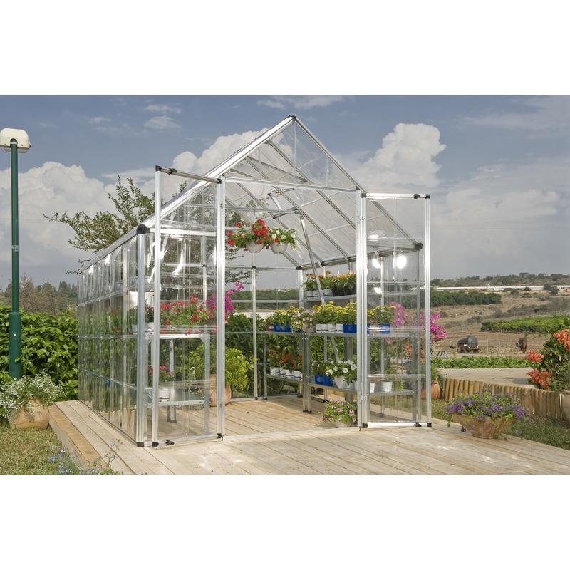 Serre chalet jardin achat vente de serre chalet jardin comparez les prix sur for Chalet de jardin de luxe