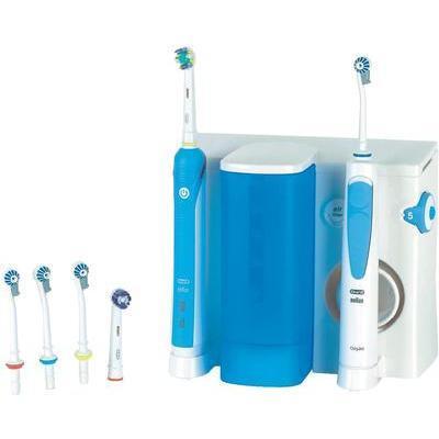 brosse dents lectrique hydropulseur oral b. Black Bedroom Furniture Sets. Home Design Ideas