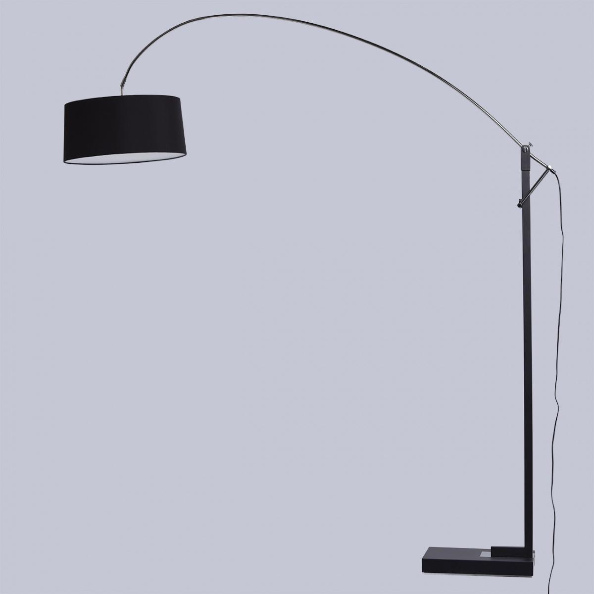 lampadaire arque
