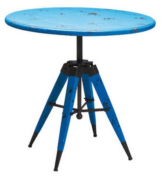 Table de repas ronde wave for Table repas ronde