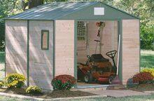 Abri de jardin bois cedre 86 sans kit de fondation for Abri de jardin quebec