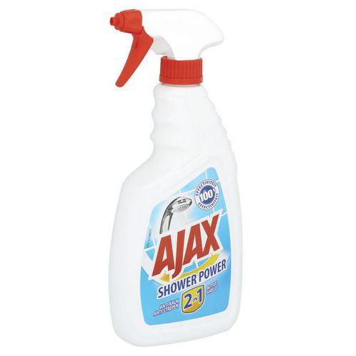 spray pour douche ajax comparer les prix de spray pour douche ajax sur. Black Bedroom Furniture Sets. Home Design Ideas