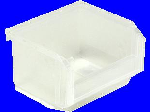 Bac à bec European 0,3 L Translucide - 5110188