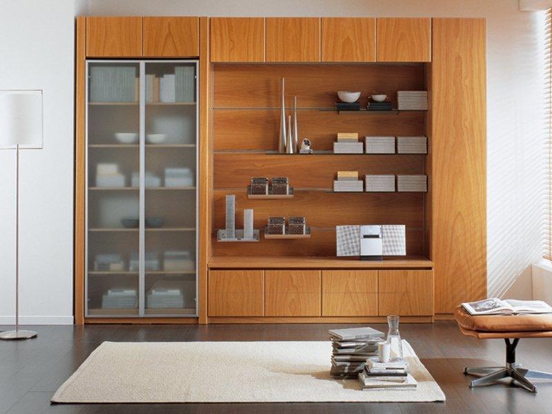 lit une place escamotable vitrine pivotante rangements. Black Bedroom Furniture Sets. Home Design Ideas