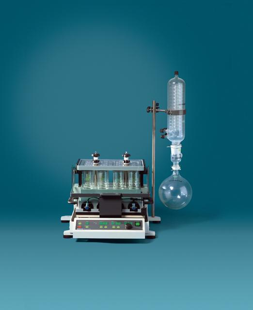 Le syncore : synthese, filtration, evaporation
