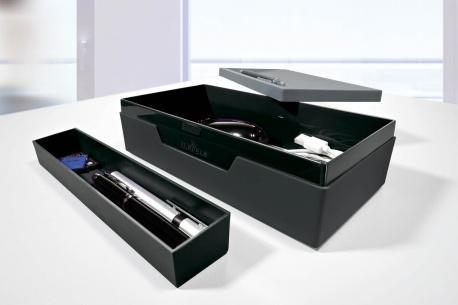 boite de rangement pour stylos et cables varicolor ref 7612. Black Bedroom Furniture Sets. Home Design Ideas