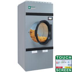 Séchoirs rotatifs de professionnels gamme astra line plus sèche linge pro rotatif électrique capacité 23 kg rotation alternée - dse-23/ts