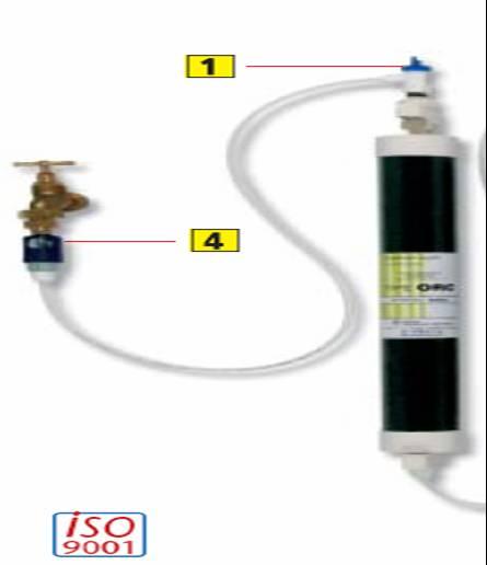 Déminéralisateur d'eau - bt1u2