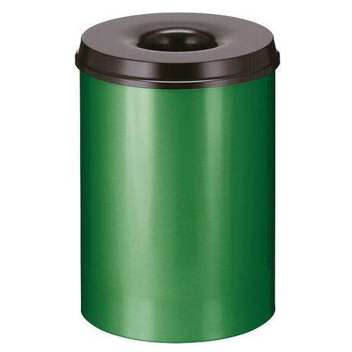 poubelle papier anti feu 30 l comparer les prix de poubelle papier anti feu 30 l sur. Black Bedroom Furniture Sets. Home Design Ideas