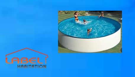 Liner de piscine bleu tous les fournisseurs de liner de for Liner piscine ronde 5 50