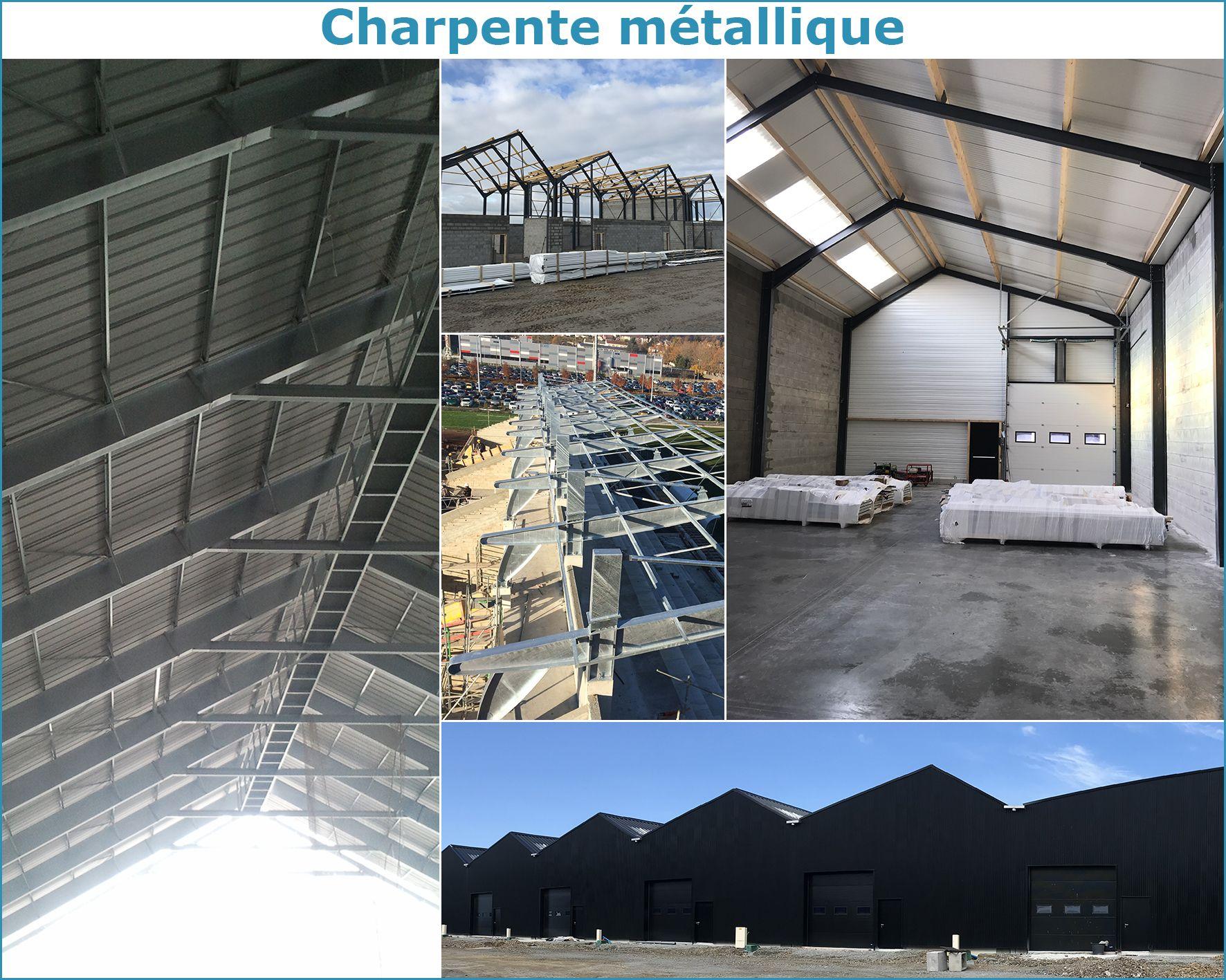 Charpente metallique