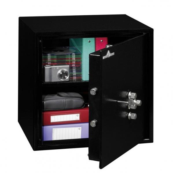 Coffre-fort ht anti-effraction – capacité 50 litres a clé